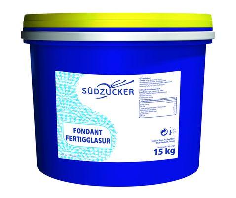 Ready-to-use fondant sugar